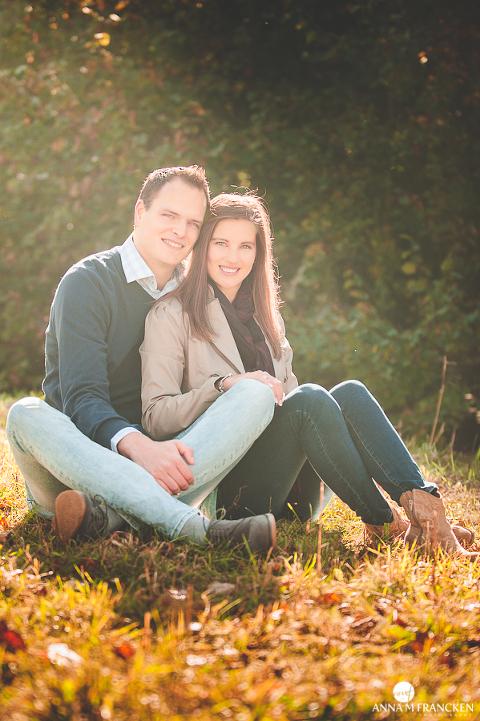 Portretfotografie Leidsche Rijn Utrecht - Chelsey en Arno